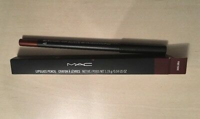 MAC Lipglass Pencil Konturenstift Part Nude Neu