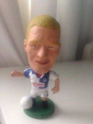 Corinthian Football Figure 1995 - David Batty - Blackburn Rovers