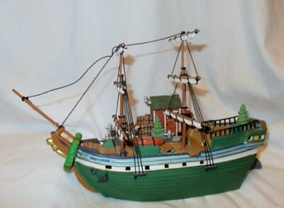 Department 56 New England Village The Emily Louise Ship Boat 56581