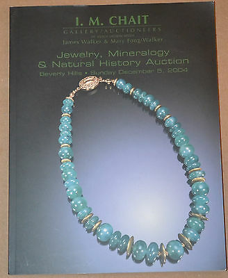 CHAIT Jewelry, Mineralogy and Natural History Auction