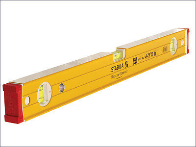 Stabila STB96M216 96-M-2 Magnetic Spirit Level 3 Vial 40cm Double Plumb New