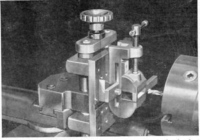 Article Make Milling Attachment For Lathe Mill Steel Turning Machining #192