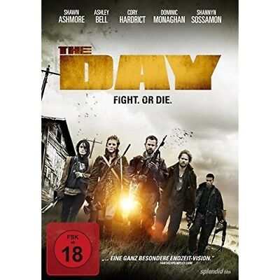The Day - Fight or die Horror Action Abenteuer DVD NEU NEW Warner Home Studios