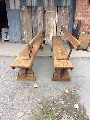 Railway Bench Wood Switch Bench Cast Iron Frame Two Available Can Deliver