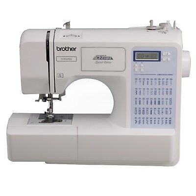 Electric Sewing Machine 50 Built-In Stitches Brother Project Runway Craft Home
