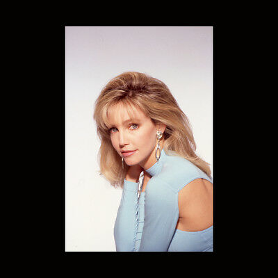 Heather Locklear 35mm Transparency Slide Vintage Female Celebrity Actress c35.1