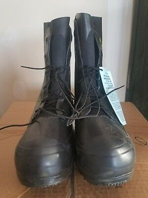 New military issue bata boots size 9R