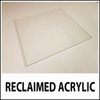 10mm Clear Acrylic Windows Garages Sheds Green Houses Boats Caravans Roofs Doors
