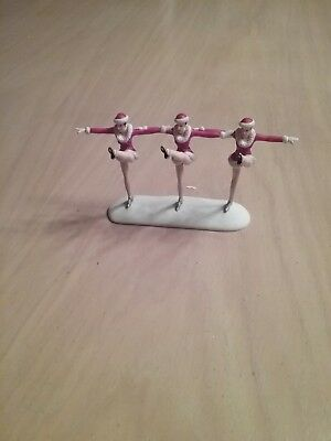 Department 56-The Radio City Rockettes in the Christmas in the City Series