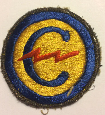 Vintage WWII Constabulary Forces Europe Patch