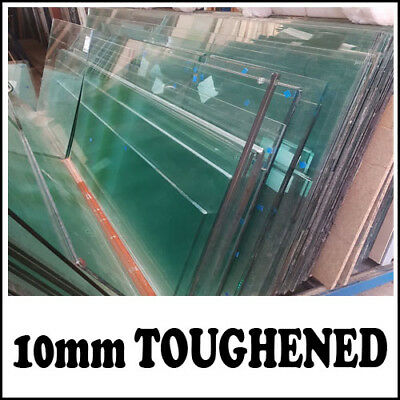 10mm toughened glass panels balustrades Balcony office partition Aquariums Pool