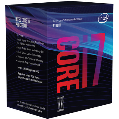 i7 8700k *Brand new, Sealed Box*