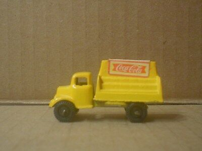Coca Cola Die Cast Delivery Truck ~ 1950s ~ Barclay ~ #690