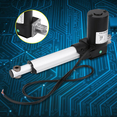 IP54 DC 12V Electric Linear Actuator 4000N Max Lift 150mm Stroke Motor IS