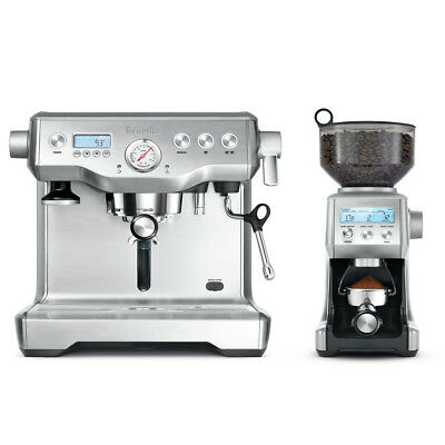 Breville BEP920BSS Dynamic Duo Dual Boiler with Smart Grinder ,