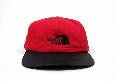 VTG 90s The North Face Two Tone Hat Cap TNF Gore Outdoors Mountain Sport Polo OG