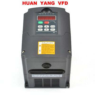 TOP  HY VFD 1.5KW 380V 2HP  Frequenzumrichter Variable Frequency Drive Inverter