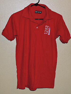 💥size Small💥foreign Coca Cola Polo Shirt 💥 125Ahos (125Others)💥