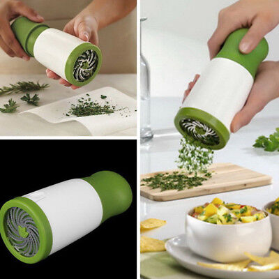 Herb Parsley Mill Grinder Shredder Chopper Fruit Vegetable Cutter Kitchen Great