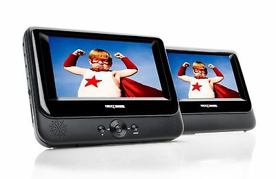 Nextbase NB48AM / SDV48AM Twin Screen 7-inch Portable DVD Player with Car Kit...
