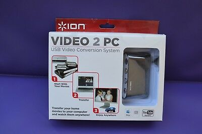 Ion Video 2 PC USB Video Conversion System