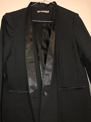 Women's Black Target Jacket Limited Edition Size 16 Lined - Exceptional Quality