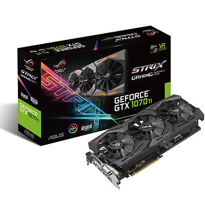 ASUS ROG Strix GeForce GTX 1070 Ti 8G Advanced