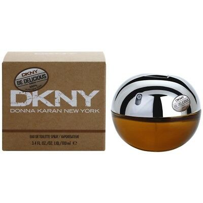 DKNY Be Delicious Men 50ml Nueva 100% Original Perfume Colonia Hombre