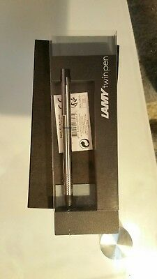 lamy twin pen