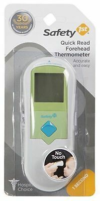 New Safety 1st Quick Read Forehead No Touch Thermometer Model:TH068