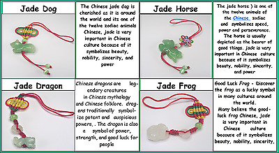 9 diff jade hand-carved Chinese traditional jewelry jade charm phone key ring