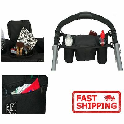 Baby Transport Infant Strollers Parent Organizer Bag Wallet Mobile Storage Sling