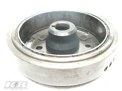 2000 Honda XR600R Flywheel, Fly Wheel Rotor, OEM, 00 XR 600R B4099