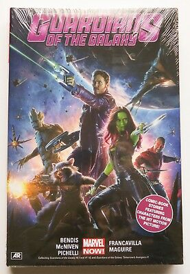 Guardians of the Galaxy Vol. 1 NEW Hardcover Marvel Now Graphic Novel Comic Book
