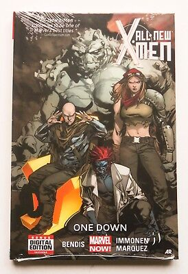 All-New X-Men Vol. 5 One Down Hardcover NEW Marvel Now Graphic Novel Comic Book