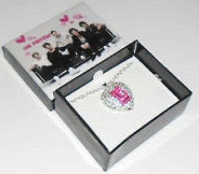 One Direction Necklace (New & Boxed)