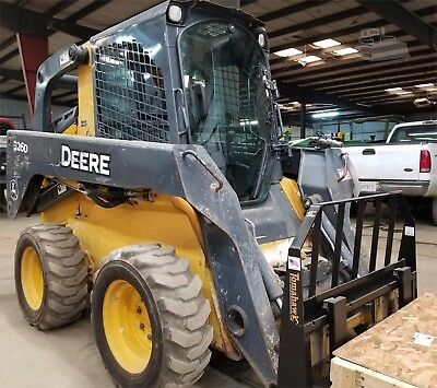 2011 John Deere 326D Skid Steer ie. 324 330 Bobcat