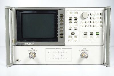 Keysight Used 8720B Network Analyzer, 130 MHz to 20 GHz Opt. 010 (Agilent)