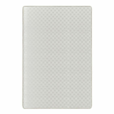 Dream On Me 2-in-1 Breathable Two-Sided 3 inch Portable Crib Foam Mattress - Whi