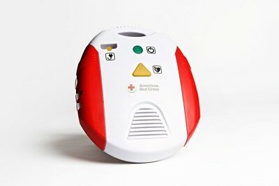 American Red Cross AED Trainer with bag