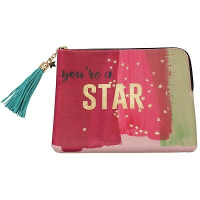 Disaster Designs Ta Daa Star make up bag