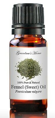 Fennel Essential Oil - 5 mL - 100% Pure and Natural - Free Shipping - US Seller