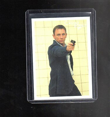 2014 James Bond Archives series P2 promo  card