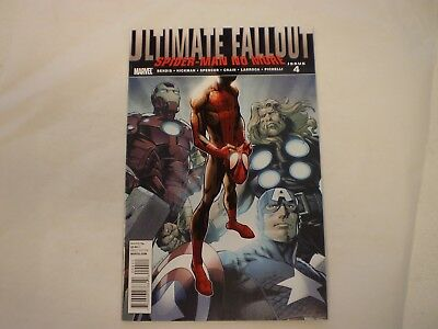 Ultimate Fallout #4 (October 2011, Marvel) 1st print 1st Miles Morales