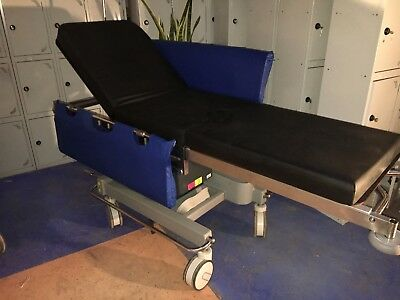 Anetic Aid QA2 Medical Surgical Physio Examination Hospital Patient Trolley