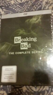 Brand New Breaking Bad: The Complete Series (DVD, 2014)