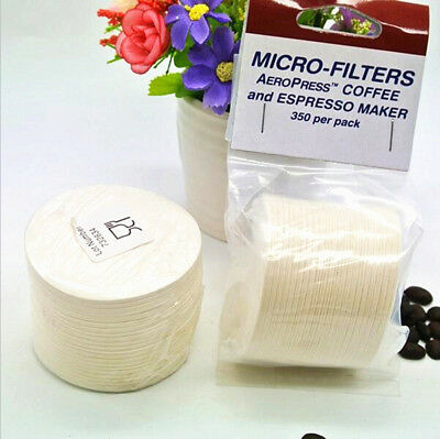 NEW 350/700 Micro Replacement Filters for Aeropress Coffee & Espresso Maker AU