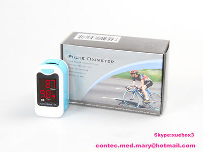 US SELLER LED Finger tip Pulse Oximeter oximetry spo2 monitor PR Oxygen Monitor