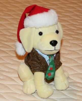 2014 CHRISTMAS VACATION CLARK GRISWOLD RAISING CANES plush dog Limited Edition