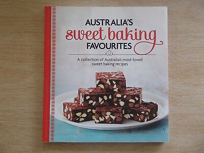 Australia's Sweet Baking Favourites~Nestle~Recipes~Cookbook~112p Quarto P/B
